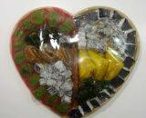 Hediyelik kayısı paketi büyük boy kalp